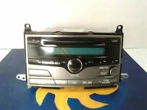 09 11 Toyota Venza Factory Satellite Radio 6 Disc Mp3 Cd Player In Great Cond