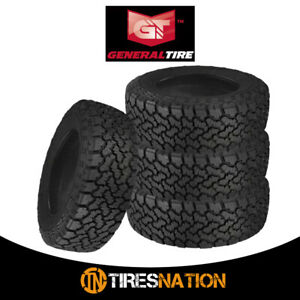 4 New General Grabber A tx Lt235 75r15 6 104 101s Tires