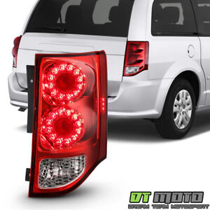 2011 2019 Dodge Grand Caravan Factory Led Tail Light Brake Lamp Passenger Side