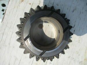 G M Sm420 4 Speed Transmission 3rd Gear 24 Tooth 1948 To 1961 Gmc Chevy