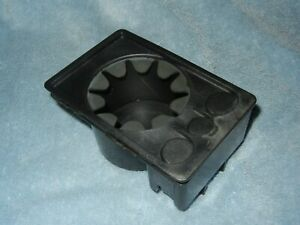 Saab 900 9 3 Center Console Cup Coin Holder 4708459 1994 2003