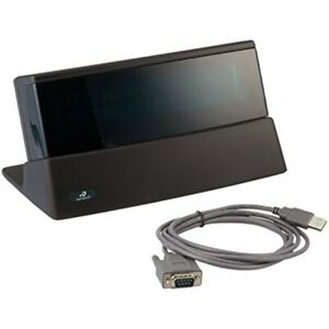 Bematech Ltx9000up gy Tabletop Display Usb Port powered Replaces All Td3000up