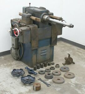 Ammco 5000 Heavy Duty Truck Drum Brake Lathe With Adapters 6000