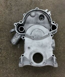1964 65 Pontiac Engine 389 421 326 Timing Chain Cover Gm 9773371