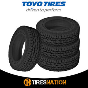 4 New Toyo Open Country A t Ii Lt265 70r17 10w Opat2 121s Tires