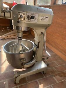 Hobart A 200t Commercial 20 Qt Bakery Baking Dough Mixers only 1 Speed