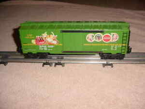 K-LINE BOX CAR # 6415103 , COCA-COLA                 0-027