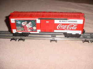 K-LINE BOX CAR # 644702 , COCA-COLA                 0-027