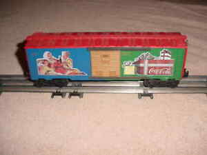 K-LINE BOX CAR # 644705 , COCA-COLA                 0-027