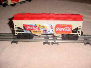 K-LINE COVERED HOPPER CAR # 625103 , COCA-COLA                 0-027