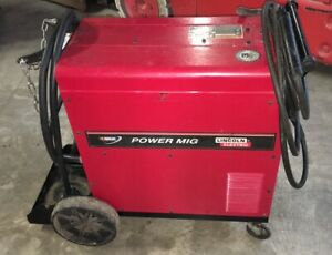 Used Lincoln Mig Welder In Stock | JM Builder Supply and Equipment