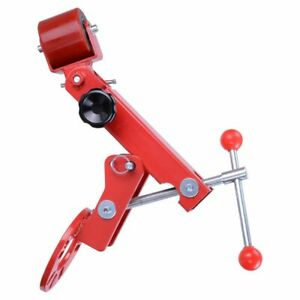 Fender Roller Tool Lip Rolling Extending Tools Auto Body Shop Red Extend Bar