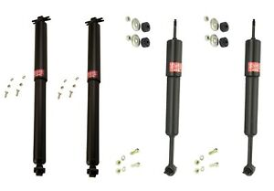 Front Rear Kyb Excel G Shock Absorbers Kit For Ford Explorer Sport Trac 01 05