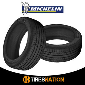 2 Michelin Premier Ltx 235 70r16 106h All Season Suv Performance Tires