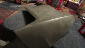 Nos 1970 Ford Galaxie Ltd Custom 500 Passenger Side Rear Quarter Panel Extension
