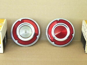 Wow Rare Nos 1965 Corvair Corsa Monza Back Up Light Unit Only 1