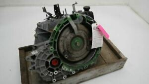 Transmission Transaxle 2010 Ford Edge