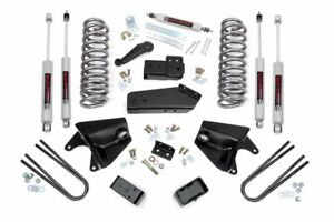 Rough Country 4 Lift Kit fits 1980 1996 Ford Bronco 4wd Suspension System