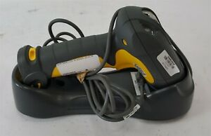 Symbol Ds3578 2d Wireless Barcode Scanner W Usb And Cradle Ds3578 sr20115wr