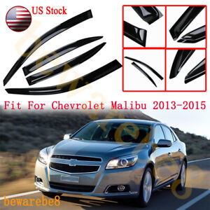94362 Auto Window Deflector Visors Fit For Chevrolet Malibu 2013 2015