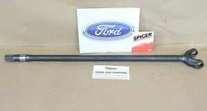 Ford F250 Dana 44 Axle Shaft Right Hand Inner Large Ball Hd Front Axle 69 75