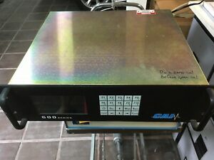 Cai 600 Series Oxygen Analyzer California Analytical Instruments Servomex O2