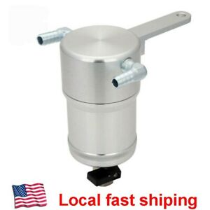 Billet Oil Catch Can Tank For 2011 2017 Ford Ecoboost F 150 5 0l Explorer Truck