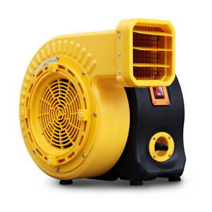 Air Blower Pump Fan 950 Watt 1hp For Inflatable Paint Booth Bounce Castle Usa
