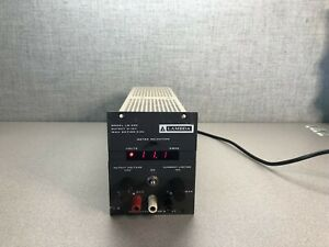 Lambda Lq 520 Regulated And Adjustable Power Supply 0 10v 5 0a