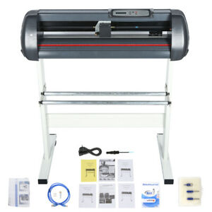 720mm Cutting Plotter Vinyl Sign Cutters 28 Printer Sticker Heat press Artcut