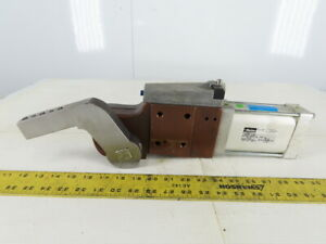 Destaco parker 82g6n 631c903 03190a P82g63 3100u Lh Pneumatic 90 Power Clamp