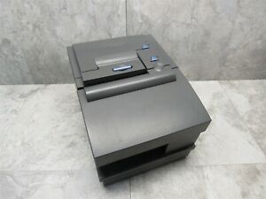 Toshiba Ibm 4610 2cr Gray Usb 24v Power Plus Receipt Pos Printer 80y1834 18y1838
