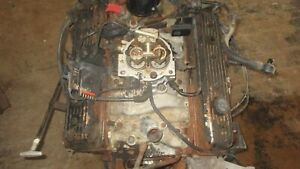87 88 89 90 91 92 93 94 95 Chevy Gmc 5 7 350 Engine Motor Assembly Tbi