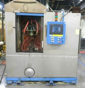 Pillar Ab7102 107 mkii 200kw 3khz Induction Hardening System W quench 47872
