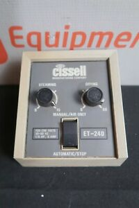 Cissell Et240 Electronic Timer Kit For Form Finisher 120 240v 50 60hz New