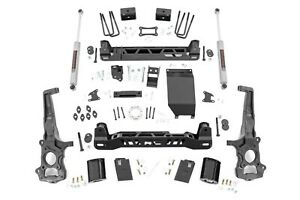 Rough Country 6 Lift Kit W n3 Shocks For 2019 4wd Ford Ranger 50530