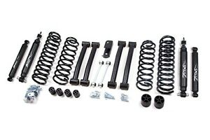 Zone Offroad 4 Suspension Lift Kit For Jeep Zj Grand Cherokee 93 98 4wd