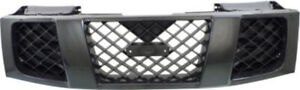 Black Grill Assembly For Nissan Armada Pathfinder Armada Titan Grille