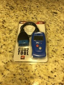 Innova 3020 Obd2 Code Reader Tool With Abs New In Original Box Open Package