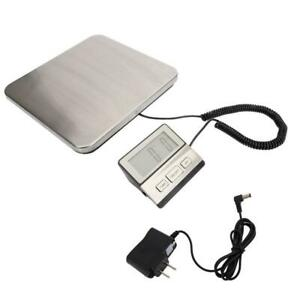 440lb 200kg Postal Scale Digital Shipping Electronic Mail Packages Weigh