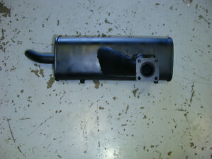 1300 1500 1700 1900 Ford Compact Tractor Muffler