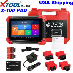 Xtool X100 Pad X 100 Auto Car Programmer With Oil Rest And Odo meter Adjustment