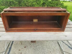 Globe Wernicke Co 709 Barrister Bookcase Section