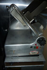 Berkel Automatic Meat Slicer 12 sharpener 115 Volts works 900 Items On E Bay