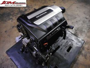 2005 2006 Honda Odyssey 3 0l Sohc V6 Ivtec Replacement Engine Jdm J30a