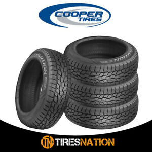 4 New Cooper Evolution Winter 215 45r17xl 91h Tires