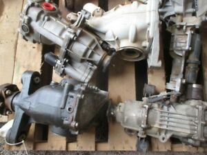 2016 Ford Explorer Rear Differential Carrier Assembly Oem 63k