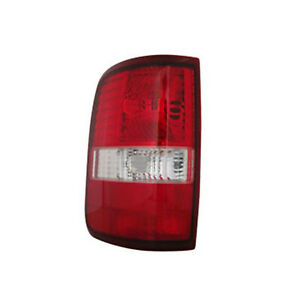 Tail Lamp Driver Side Fits 2004 2008 Ford F 150 Non Flare Side Model 166 00377a