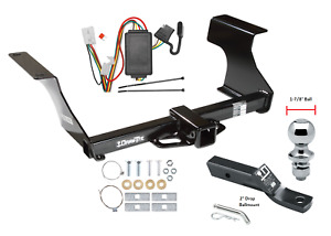 Trailer Tow Hitch For 09 13 Subaru Forester Complete Package Wiring