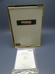New Generac Automatic Transfer Switch Rxsw100a3